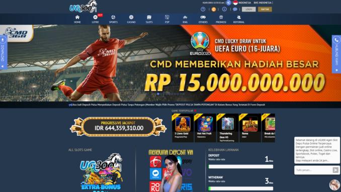 Mainkan Slot Online Dengan HOKI